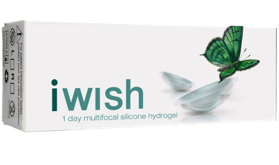 iWish 1 day Multifocal